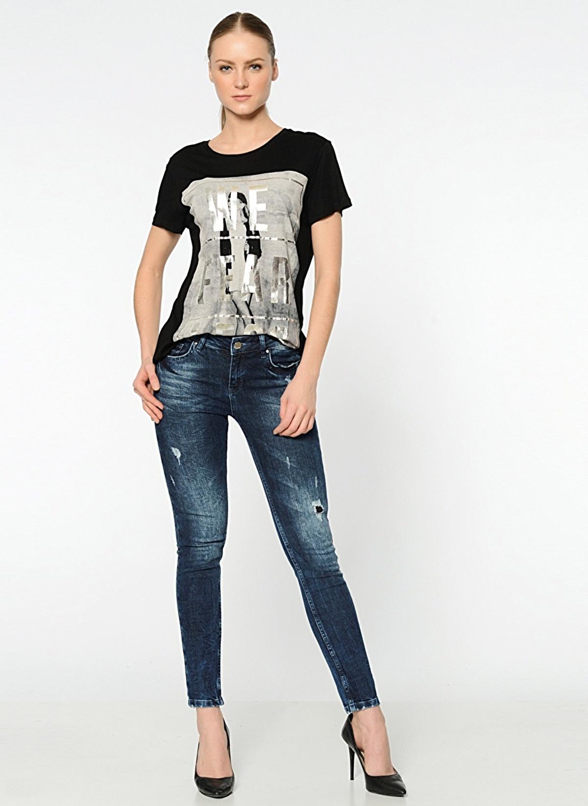 Fabrika Jean Pantolon 3049541 K Denim Pantolon – 59.9 TL